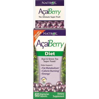 Natrol Acai Berry Diet-60 Capsules
