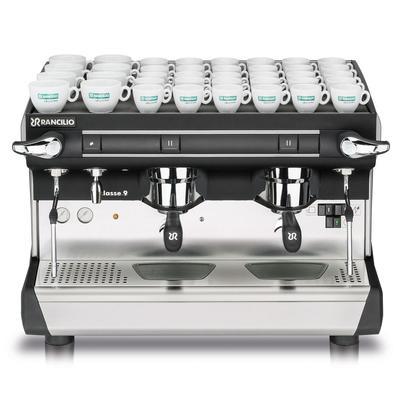 Rancilio CLASSE 9 S2 Classe 9 Manual Espresso Machine w/ 2 Steam Wand & 11 Liter Boiler, 110 220v/1ph