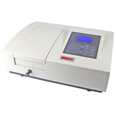 """""""Spectrophotometer 4 nm Bandpass w/ 4-Pos 10 mm Cell Holder USB Port RS-232 Port Dust Cover"""""""