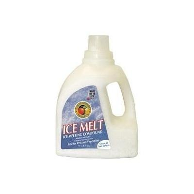 Earth Friendly Ice Melt Ice Melting Compound -- 6.5 lbs