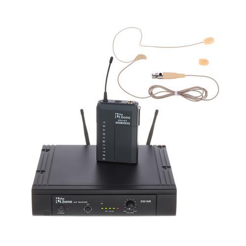 the t.bone Earmic Headset 821 MHz