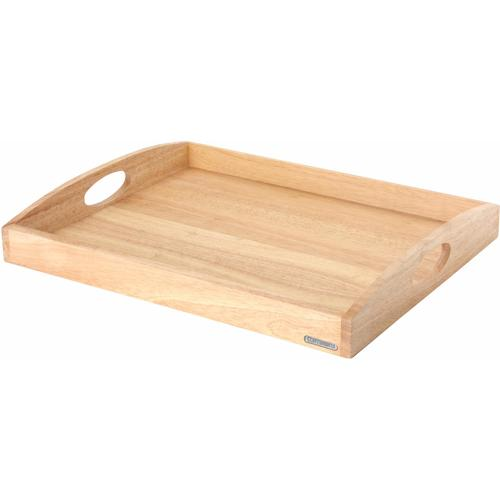 Continenta Tablett, Handarbei braun Tischaccessoires Geschirr, Porzellan Haushaltswaren Tablett