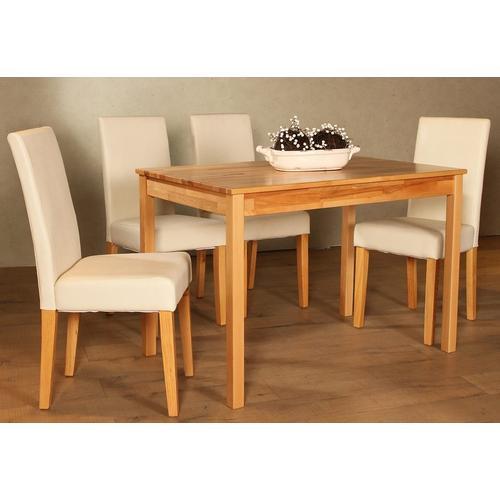Home affaire Esstisch, in 4 Größen braun Esstisch Esstische Tische Möbel sofort lieferbar