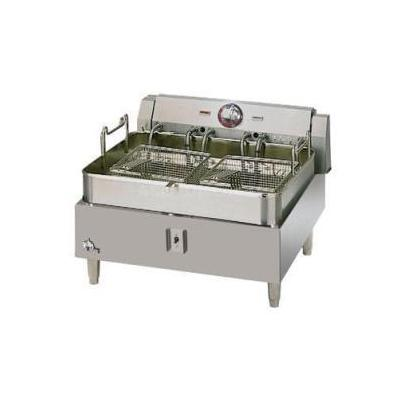 Star Manufacturing 530FF Star-Max Counter 30lb Single Pot Twin Basket Electric Fryer