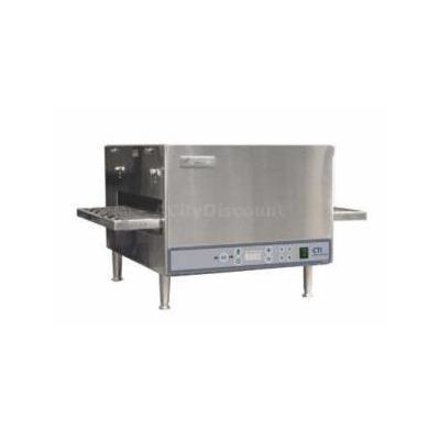 Lincoln 2501/1353 Impinger Std Conveyor Oven Electric Countertop Digital 208v