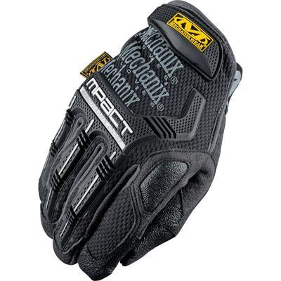 Mechanix Wear M-Pact Glove, Black/Gray, LG