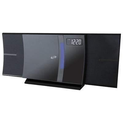 iLive Compact Stereo System with Bluetooth Technology - Black - IHB603B