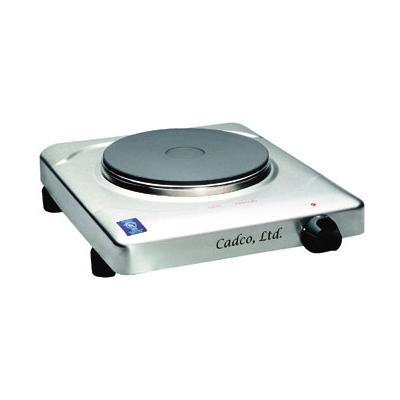 Cadco Portable Cast Iron 120-Volt Hot Plate (KR-S2)