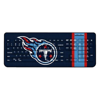 Tennessee Titans Stripe Wireless Keyboard