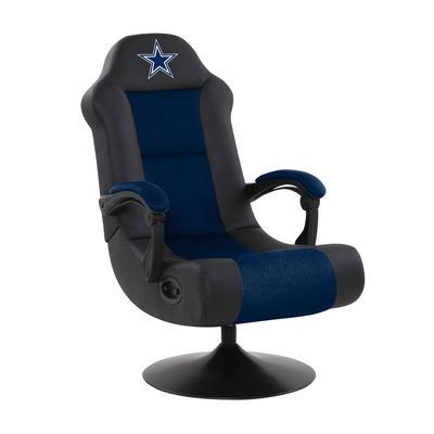 Imperial Black Dallas Cowboys Ultra Game Chair