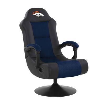 Imperial Black Denver Broncos Ultra Game Chair