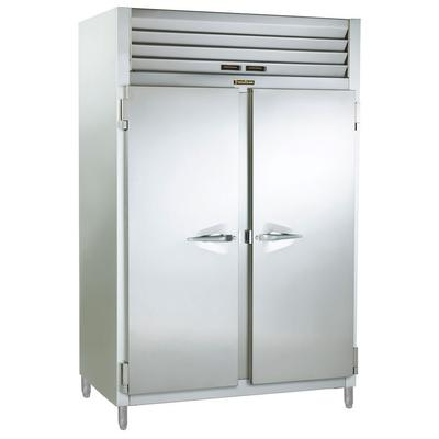 Traulsen 45 Cu. Ft. Two-Section Reach In Refrigerator (RDT232WUTFHS) - Stainless Steel
