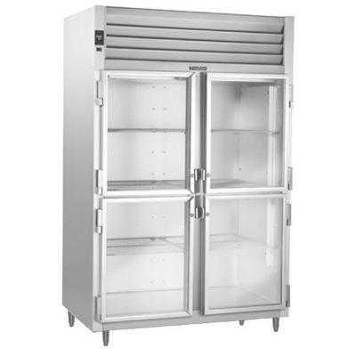 Traulsen 58-Inch 2-Section Self Contained Reach-In Refrigerator (RHT232WUTHHG)