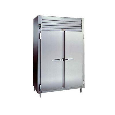 Traulsen 52-Inch 2-Section Self Contained Reach-In Refrigerator (AHT232NUTFHS)