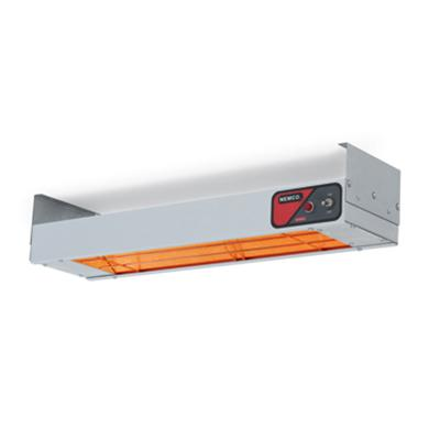 """Nemco 120V 48"""" Infrared Strip Heater With Infinite Controls (6151-48-CP)"""