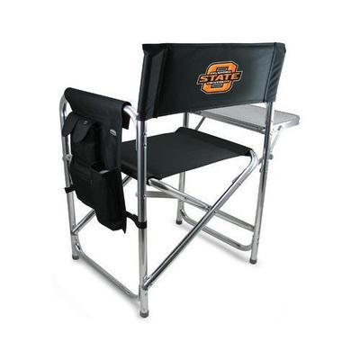Picnic Time NCAA Sports Folding Chair 809-00 NCAA Team: Oklahoma State