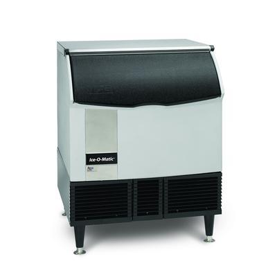 Ice-O-Matic 309 Lb Self-Contained Half Cube Ice Machine (ICEU300HA)
