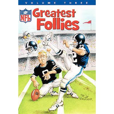 NFL Greatest Follies - Vol. 3 [DVD]