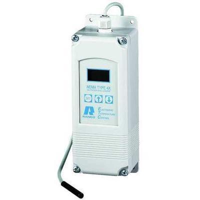 RANCO ETC-241000-000 Electronic Temperature Control, Open/Close on Rise, SPDT