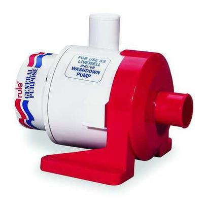 RULE 17A Pump,Centrifugal,12vdc