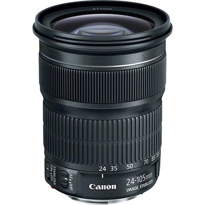 Canon EF 24-105mm f/3.5-5.6 IS STM Standard Zoom Lens for EOS SLR Cameras - 9521B002