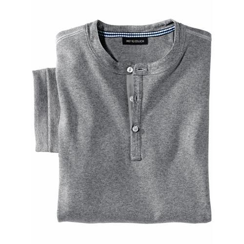 Mey & Edlich Herren Goldrausch-Shirt grau 46, 48, 50, 52, 54, 56
