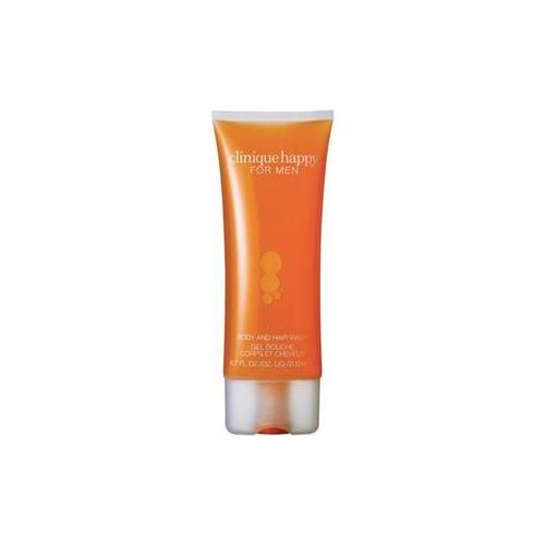 Clinique Duft Happy For Men Hair & Body Shampoo 200 ml