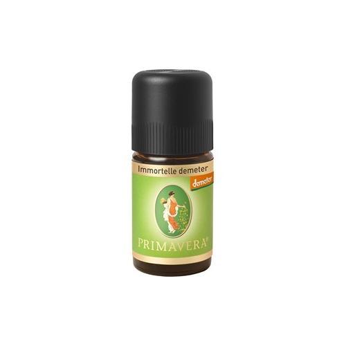 Primavera Aroma Therapie Ätherische Öle bio Immortelle Demeter 5 ml