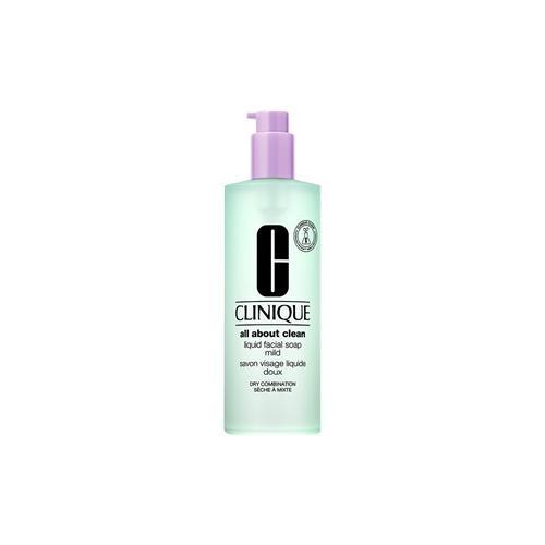 Clinique 3-Phasen Systempflege 3-Phasen-Systempflege Liquid Facial Soap Mild Skin 200 ml