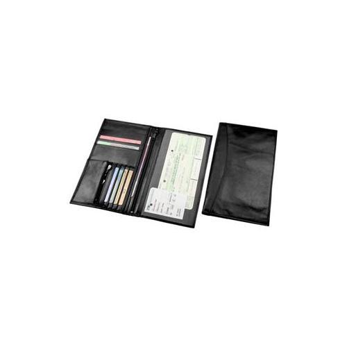 Hans Kniebes HK-Style Geldbörsen & Schlüsseletuis Brieftasche für Reisedokumente, Nappa-Vollrindleder, 135 x 236 mm 1 Stk.