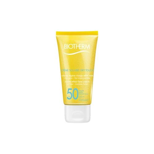Biotherm Sonnenpflege Sonnenschutz Crème Solaire Dry Touch SPF 30 50 ml