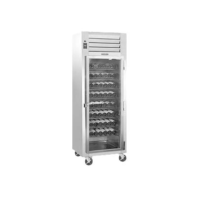 "Traulsen RH126W-WR02 30"" One Section Wine Cooler w/ (1) Zone - 120 Bottle Capacity, 115v"