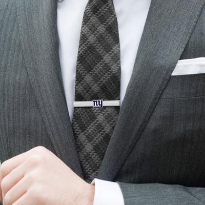 New York Giants Silvertone Team Logo Tie Bar