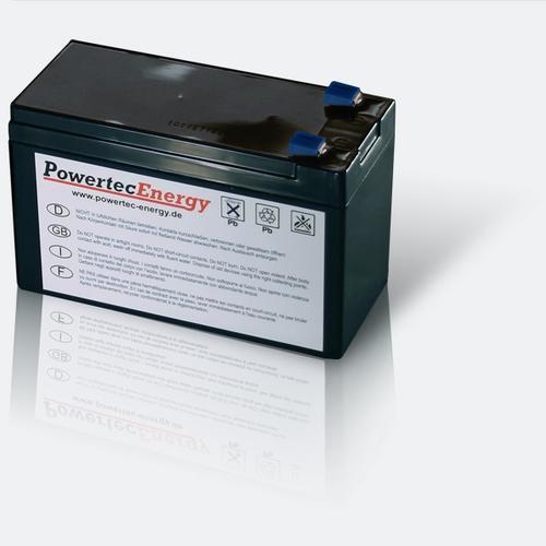 Batteriesatz für AIPTEK PowerWalker VI 600 SE