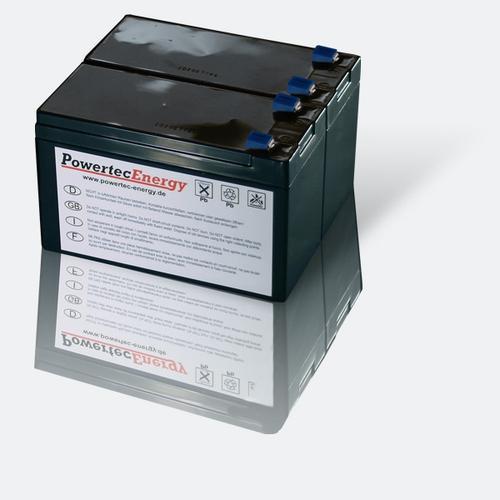 Batteriesatz für Belkin OmniGuard F6C110-RKM-2U