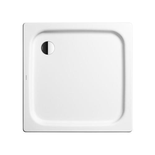 Kaldewei DuschPlan Rechteck-Duschwanne L: 80 B: 80 H: 6,5 cm weiß 440500010001