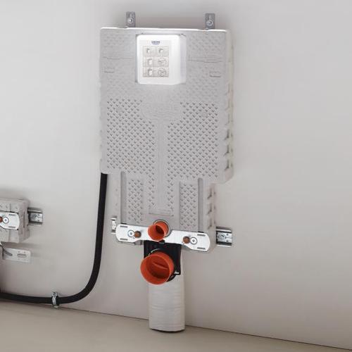 Grohe Uniset Montageelement für WC, Spülkasten GD 2, 6 - 9 l 38643001