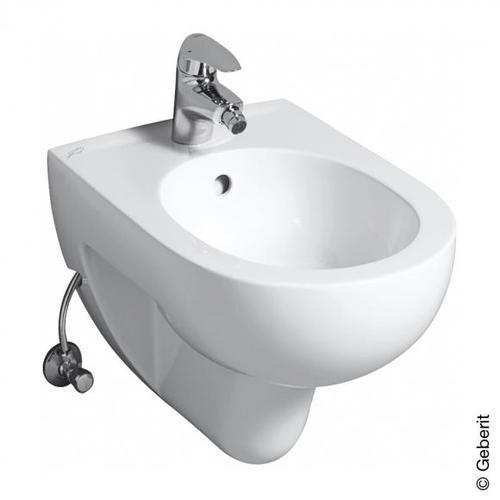 Geberit Renova Wand-Bidet L: 55 B: 35 cm weiß, mit KeraTect 233040600