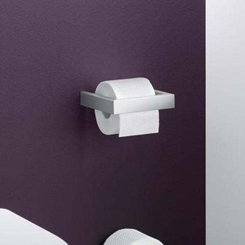Zack LINEA Toilettenpapierhalter, Wandmontage 40386