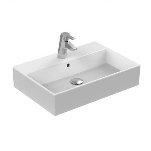 Ideal Standard Strada Aufsatzwaschtisch B: 60 H: 13 T: 42 cm weiß K078101