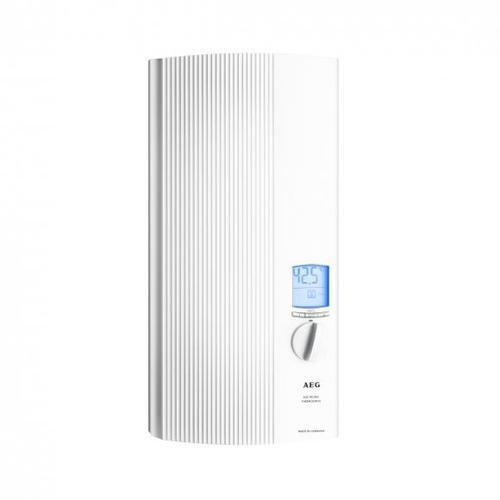 AEG DDLE Öko ThermoDrive Durchlauferhitzer, vollelektronisch geregelt, 30 bis 60°C, 222398
