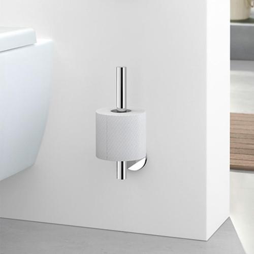 Zack SCALA Wand-Ersatz-Toilettenpapierhalter B: 60 H: 250 T: 105 mm 40053