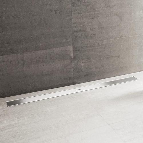 ESS Easy Drain Waterstop Zero Komplett-Set inkl. Rost L: 120 cm ED-WS-Z-120