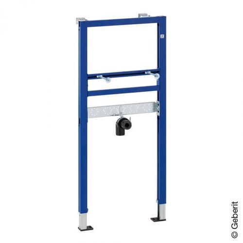 Geberit Duofix Basic Montageelement für Waschtisch Einlocharmatur 458404001