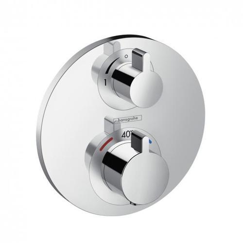 Hansgrohe Ecostat S Thermostat Unterputz, für 1 Verbraucher 15757000