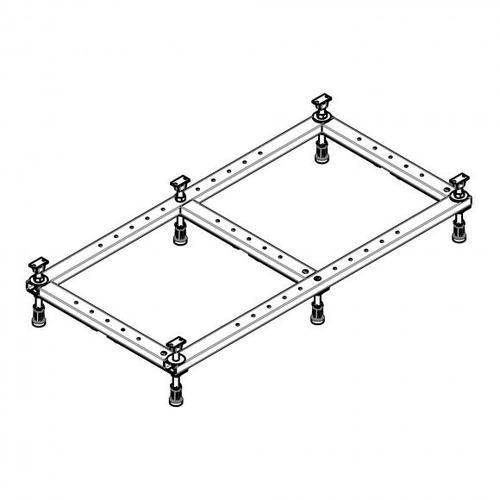 Hoesch Untergestell für Duschwanne L: 110 B: 90 cm bis L: 140 B: 90 cm 118974
