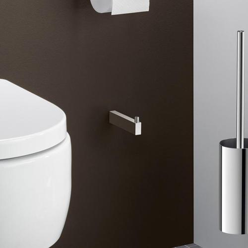 Zack LINEA Ersatz-Toilettenpapierhalter, Wandmontage 40032