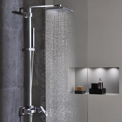 Grohe Euphoria Cube XXL System 230 Duschsystem mit Einhandmischer für die Wandmontage 23147001
