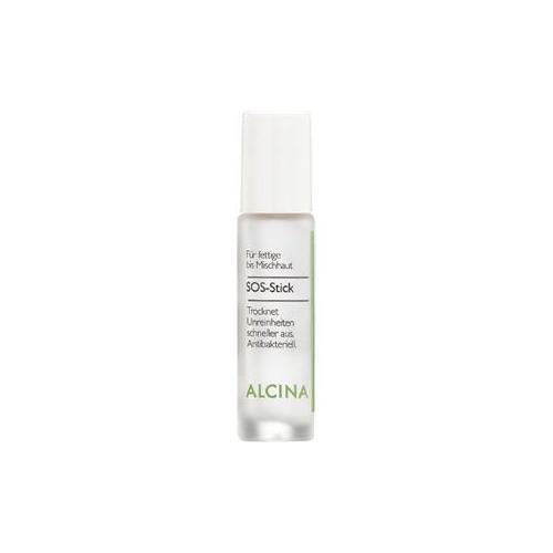 Alcina Kosmetik Fettige Haut bis Mischhaut Sos-Stick 10 ml