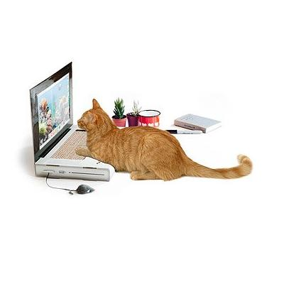 Laptop Cat Scratching Pad